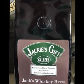 Jack's Whiskey Brew Coffee