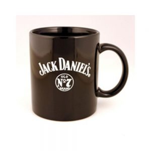 JACK DANIEL'S 8 oz COFFEE MUG