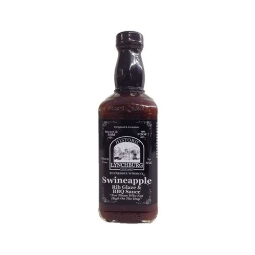 Tennessee Whiskey Swineapple BBQ Sauce