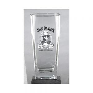 JACK DANIEL'S CAMEO TALL ROCKS GLASS