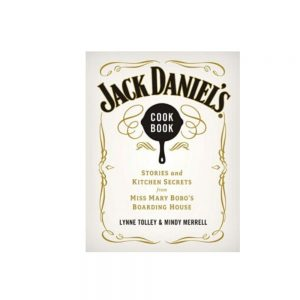 Hardcover Jack Daniel's Cookbook