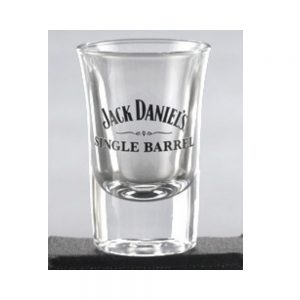 Jack Daniel's Single Barrel Shot Glass