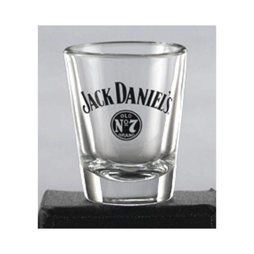 Jack Daniels Logo Shot Glass