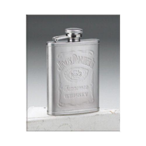 Jack Daniel's Stainless Steel Flask