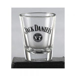 JACK DANIEL'S LOGO SHOT GLASS