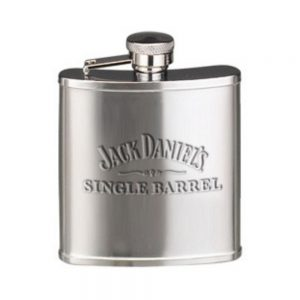 JD Single Barrel Flask
