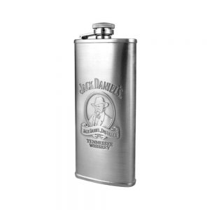 JD Cameo Flask