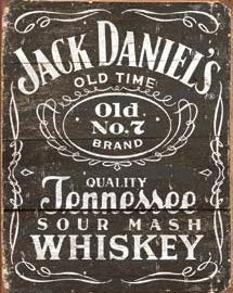 Jack Daniel's – Woodcut