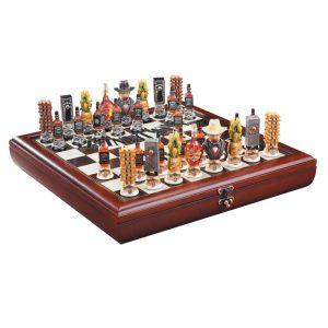 Jack Daniel's® Chess Set