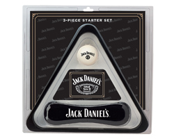 Jack Daniel's® 3-Piece Billiards Starter Set