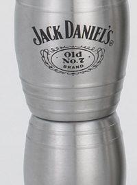 JACK DANIEL'S DOUBLE BARREL JIGGER