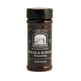 Historic Lynchburg Steak & Burger Seasoning