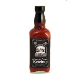 Tennessee Whiskey Jalapeno Pepper Ketchup