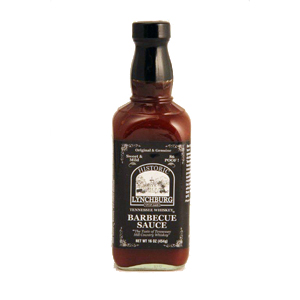 Tennessee Whiskey Sweet & Mild BBQ Sauce