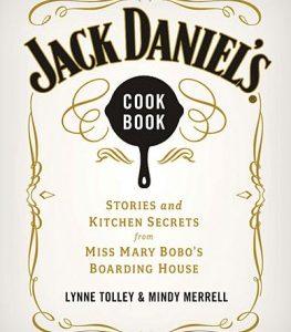 Hardcover Jack Daniel's Cookbook