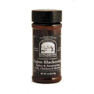 Cajun Blackening Spice & Seasoning