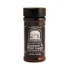 Venison & Wild Game Seasoning & Rub