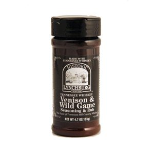 Venison & Wild Game Seasoning & Rub