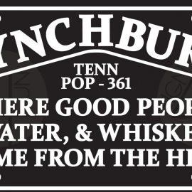 Lynchburg License Plate