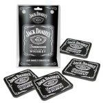 Jack Daniel's Coaster Set