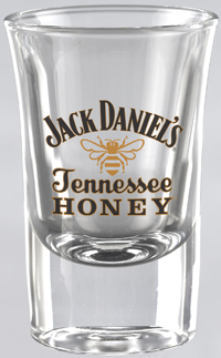 JD Tennessee Honey Shot Glass
