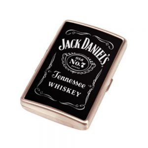 Jack Daniel Label Logo Carry All