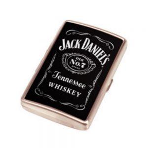 Jack Daniel Label Logo Carry All
