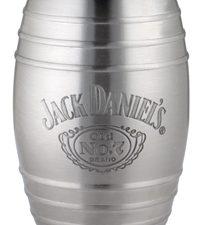 JD Barrel Shot, Cartouche Logo