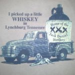 Lynchburg Whiskey shirt