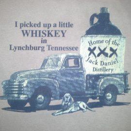 Lynchburg Whiskey shirt
