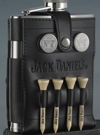 JD Golf Flask