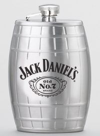 JD Barrel Flask