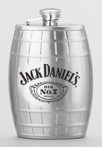 JD Barrel Flask