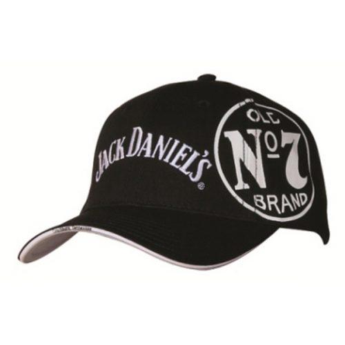 Jack Daniel's Large Old No 7 Brand Hat