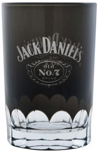 Jack Daniel's Black Glass Shot