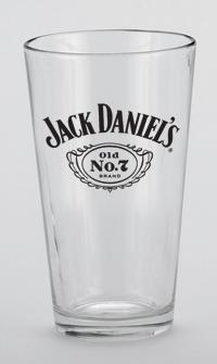 JACK DANIEL'S CARTOUCHE MIXING GLASS