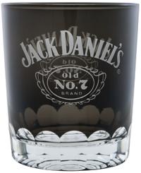 Jack Daniel's Black Glass