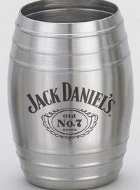 MEDIUM JACK DANIEL'S BARREL SHOT GLASS