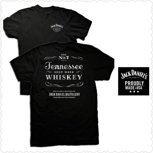 Tennessee Sour Mash Whiskey Shirt