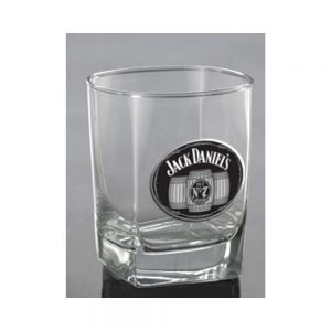 Jack Daniel's Medallion Glass