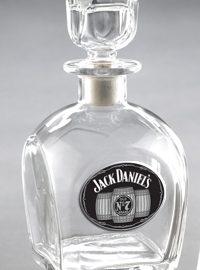 Jack Daniel's Decanter W/Medallion