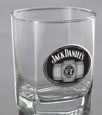 Jack Daniel's DOF W/Medallion