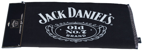 JACK DANIEL'S OLD NO. 7 BAR TOWEL