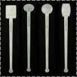 Jack Daniel Swizzle Sticks