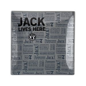 Jack Lives Here Plate