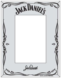"""""""Label"""" Picture Frame"""