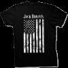 JD Distressed Flag Tee