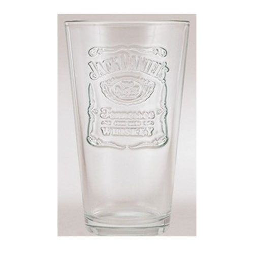 Jack Daniel's Whiskey Glass