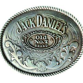Jack Oval Western Buckle