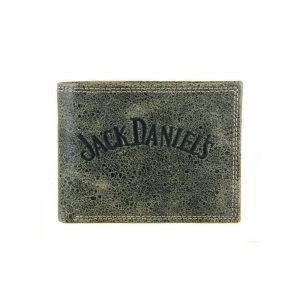 Jack Daniel's Charcoal Wallet